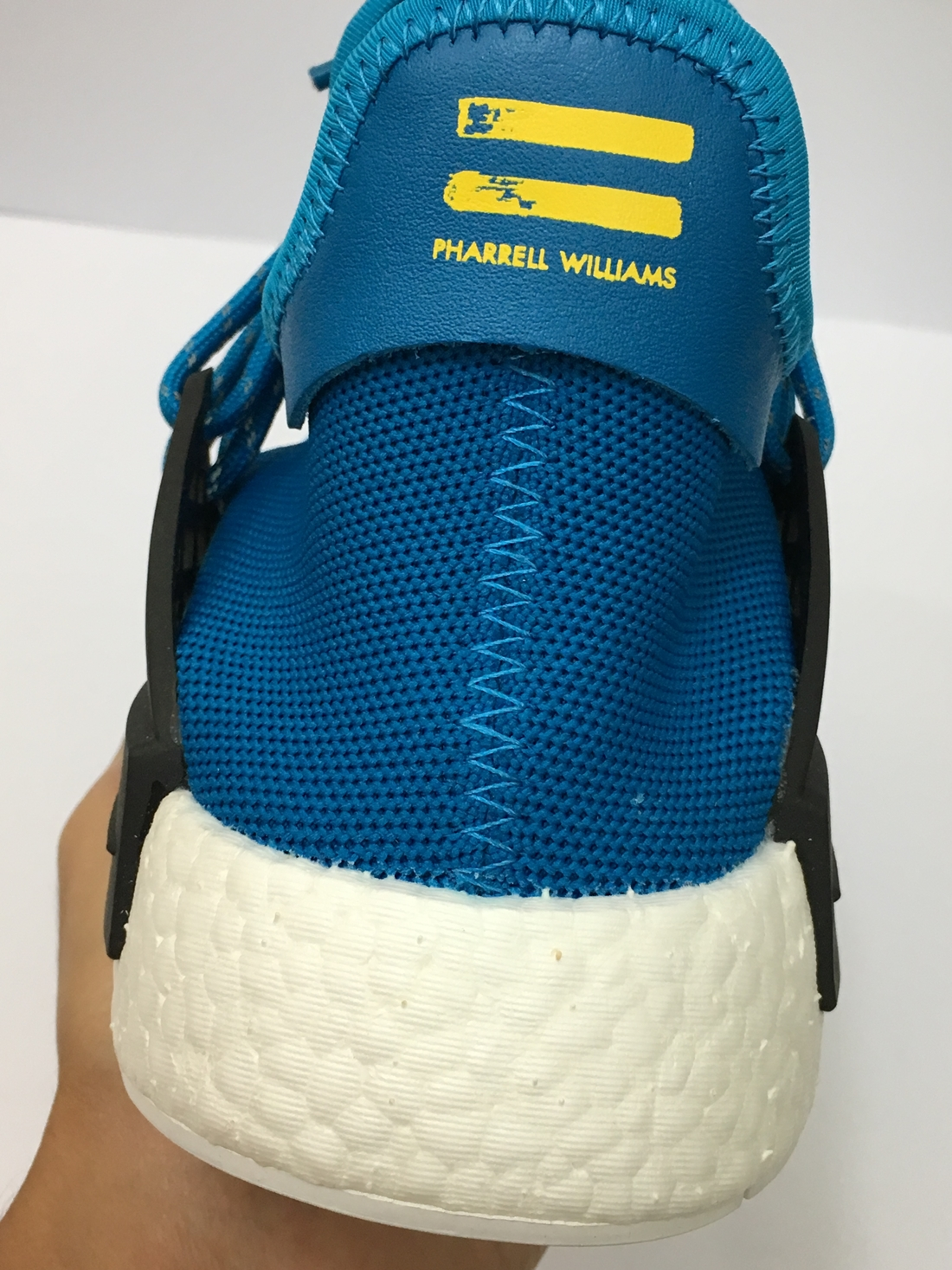 adidas X Pharrell Human Race HU NMD Boost Limited Blue Colorway