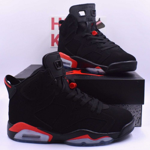 Air Jordan 6 Noir Infrared