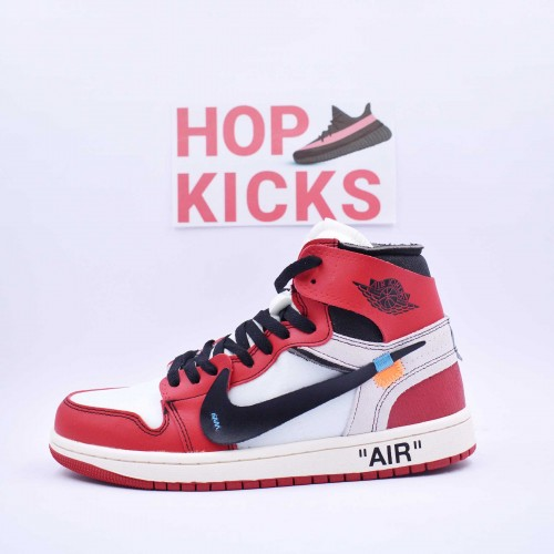 Off-White x Air Jordan 1 High Chicago [Batch 2020]