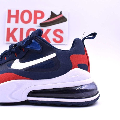 Air Max 270 React Navy Red [Economy Batch]