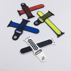 Apple Silicone Strap Ons [High Quality Version]