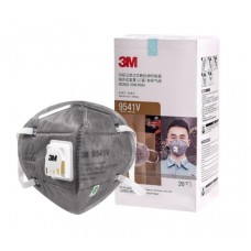 3M KN95 Mask [Activated Carbon Filter] [Original - Imported]