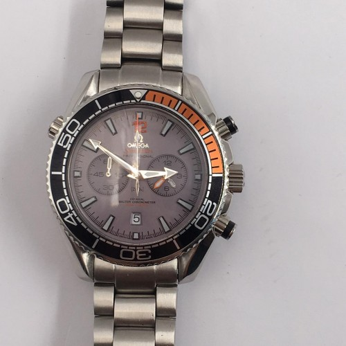 O Watch Seamaster