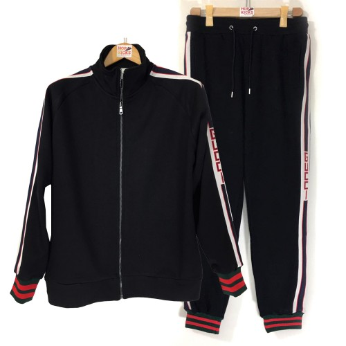 GG Technical Jersey Tracksuit