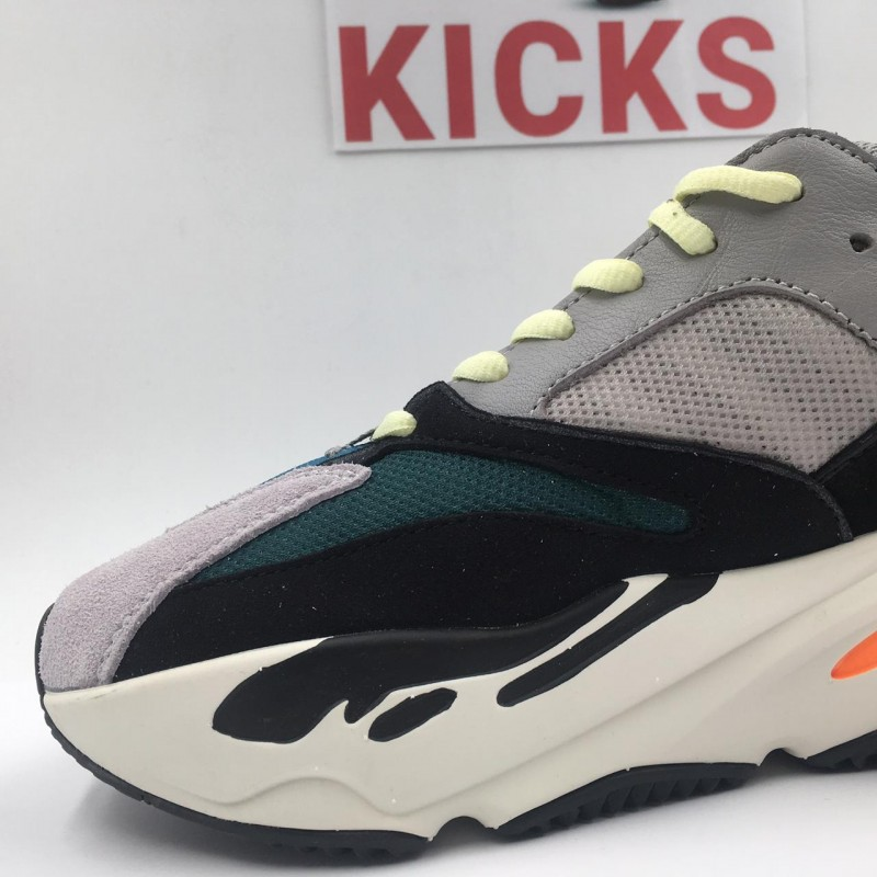 premium selection f39fe 10b52 Yeezy Boost 700 Wave Runner [ FEB 2019 Real Boost NEW VERSION]