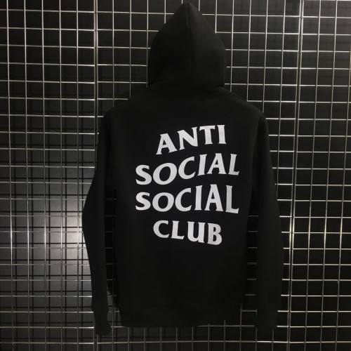 Anti Social Social Club [ European sizes, GSM 320 High Quality Fleece ]