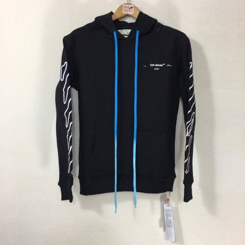 Off-White Acrylic Arrows Hoodie [High End Quality]