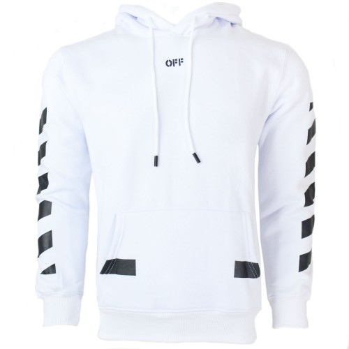 Off-White Classic Arrows White Hoodie