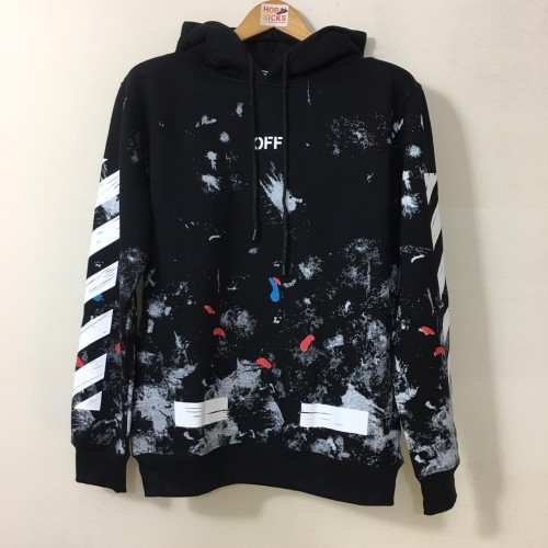 Off-White Fireworks Hoodie [High End Quality] [2019 Batch]