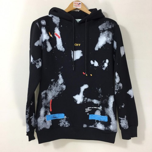 Off-White Marais Accident Hoodie