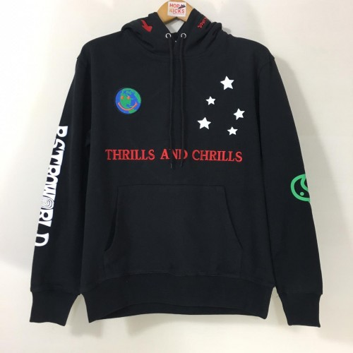 Astroworld Thrills And Chills Hoodie [Spelling Error] [High End Quality]