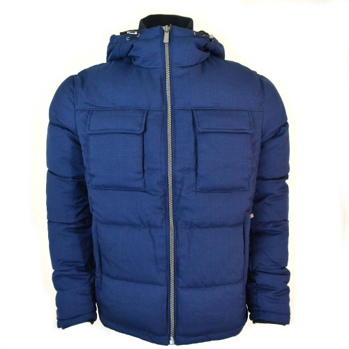 ZARA Blue Padded Jacket