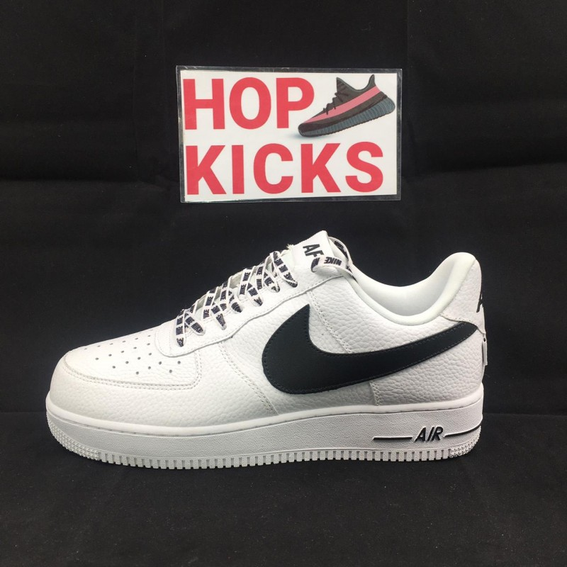 super popular 084c9 b797c Air Force 1 Low NBA Pack White Black
