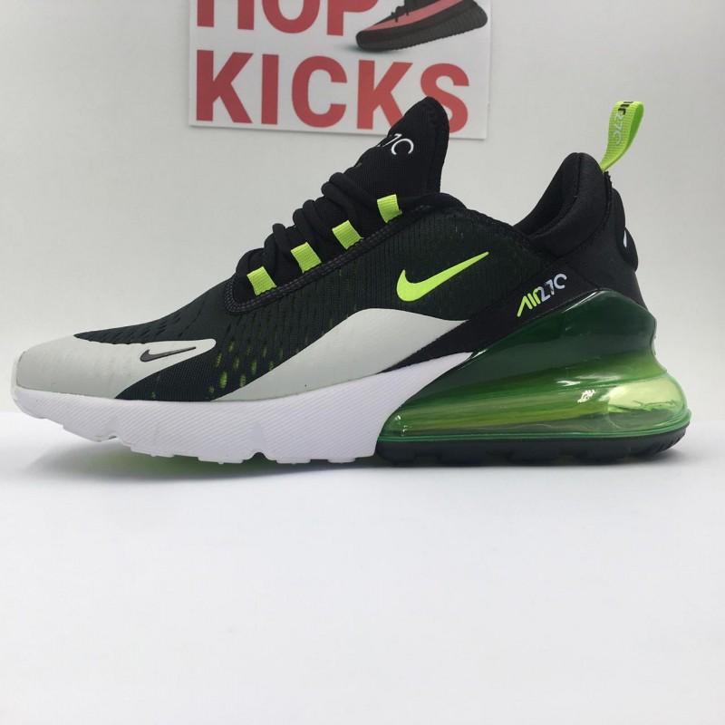 outlet store e4968 72e31 Air Max 270 Neon Green
