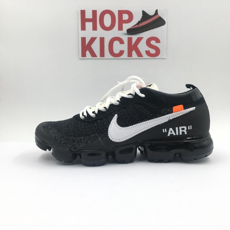 sports shoes 38644 019b5 Air Vapor Max X OFF WHITE Triple Black [ Dot Perfect Edition With Real Air  Max Unit / Extra Laces ]