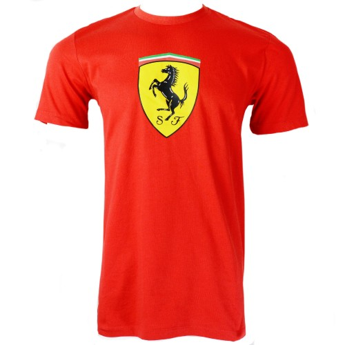 Ferrari Shield Logo Tee