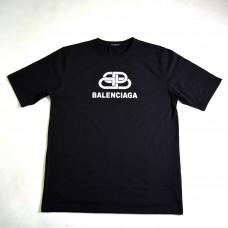 Balenciaga Interlock Tee Black [HOP Batch]