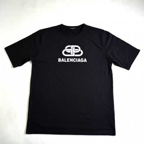 Balenciaga Interlock Tee Black [HOP Batch]
