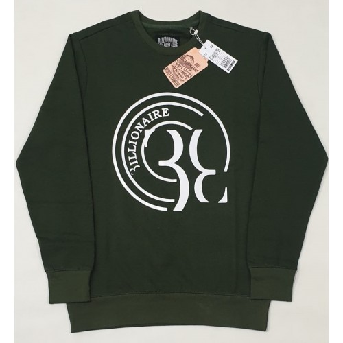 Billionaire BB Sweatshirt Green