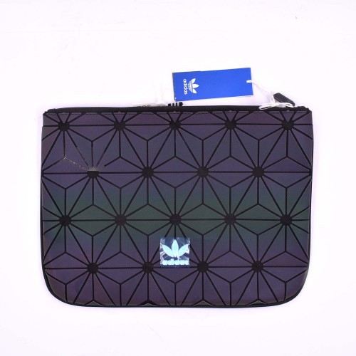 3D Prism Clutch Bag Reflective