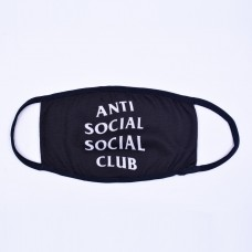 Anti Social Social Club Face Mask [HOP Batch]