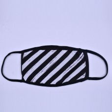 Off-White Stripes Face Mask [HOP Batch]