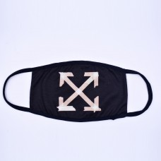 Off-White Tape Arrows Face Mask [HOP Batch]