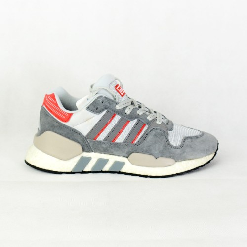 EQT Boost ZX500 Grey Red