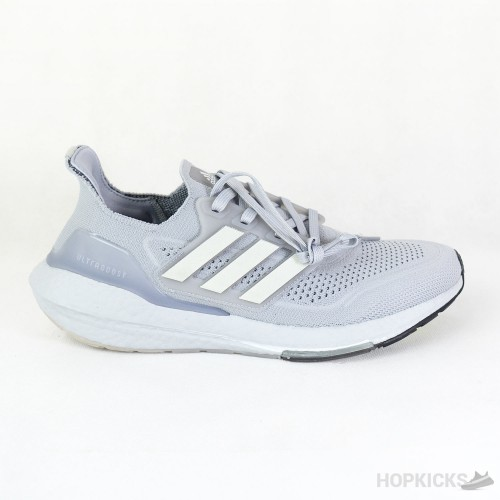 Ultra Boost 21 Cool Grey [Real Boost]