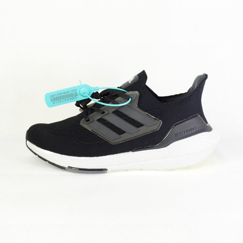 Ultra Boost 21 Core Black White [Real Boost]