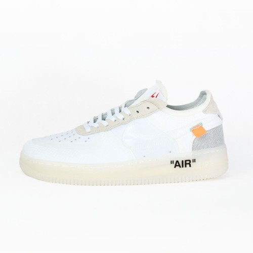 Off-White X Air Force 1 Low White