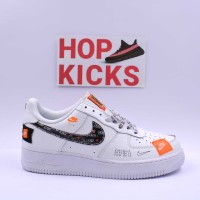 Air Force 1 '07 Just Do It White [Economy Batch]