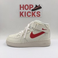Air Force 1 '07 Mid Sail University Red