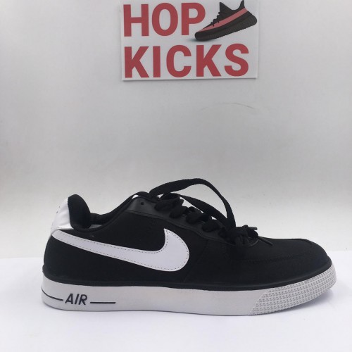 Air Force 1 Low Black Suede [Economy Batch]