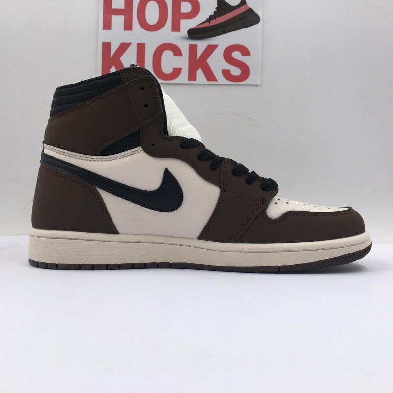 separation shoes cf418 309e0 Air Jordan 1 Travis Scott Cactus Jack