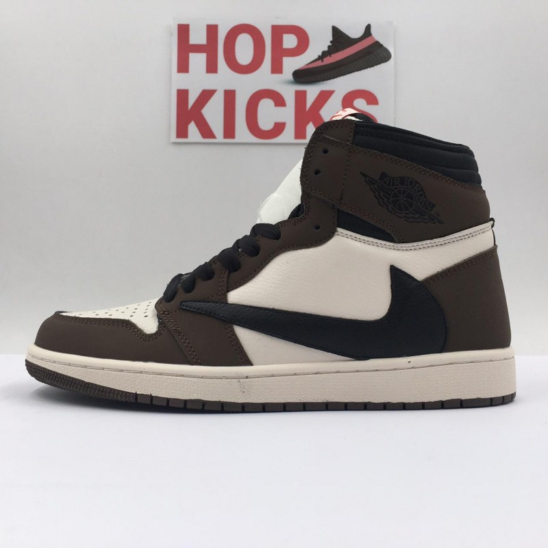 separation shoes 80e01 dfc0a Air Jordan 1 Travis Scott Cactus Jack