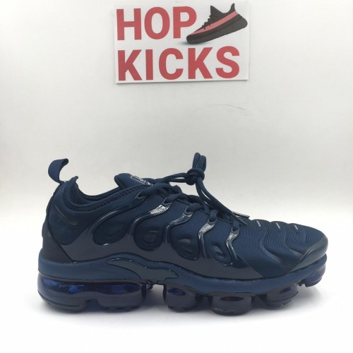 Air Vapormax Plus All Navy [Economy Batch]