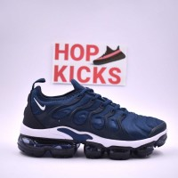 Air Vapormax Plus Dark Blue/White [Economy Batch]