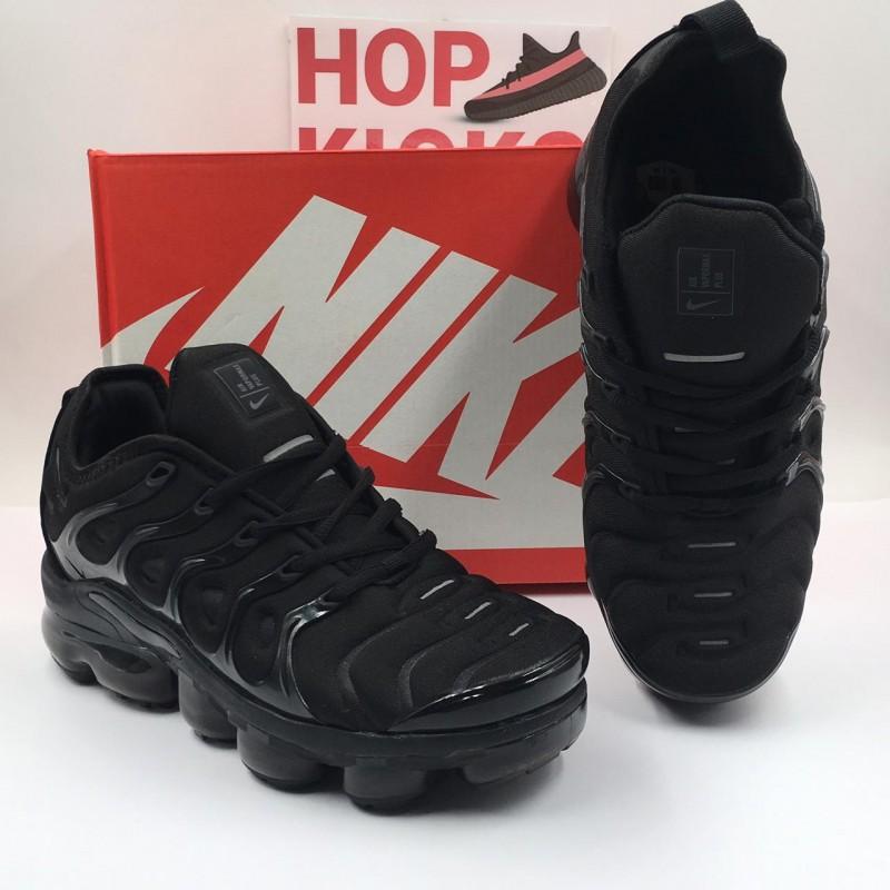 buy online 9c0d0 024ea Air Vapormax Plus Triple Black