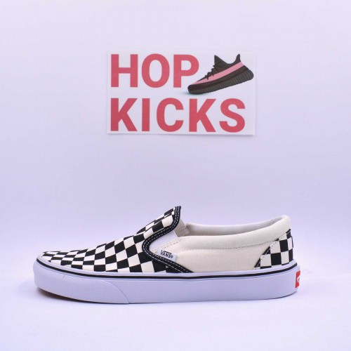 Chequered Vans Black [ Dot Perfect Versions ]