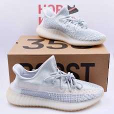 Yeezy Boost 350 Cloud White [Batch 2020] [Reflective]
