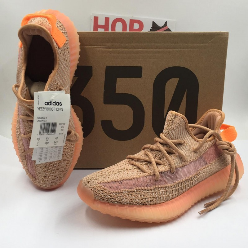 on sale c83bc 5f542 Yeezy Boost 350 Clay [Real Boost]