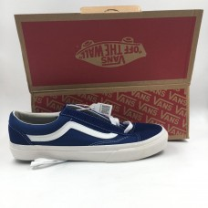 Vans Style 36 Suede Dress Blues/Marsh [ DOT PERFECT VERSION ]