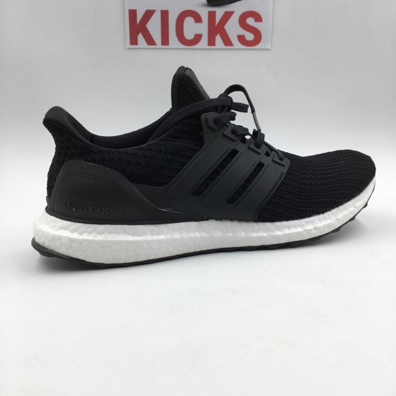 "meet dirt cheap outlet boutique Adidas Ultra Boost 4.0 ""Black White"" Real Boost BB6149 [ REAL BOOST / TOP  OF THE LINE ]"