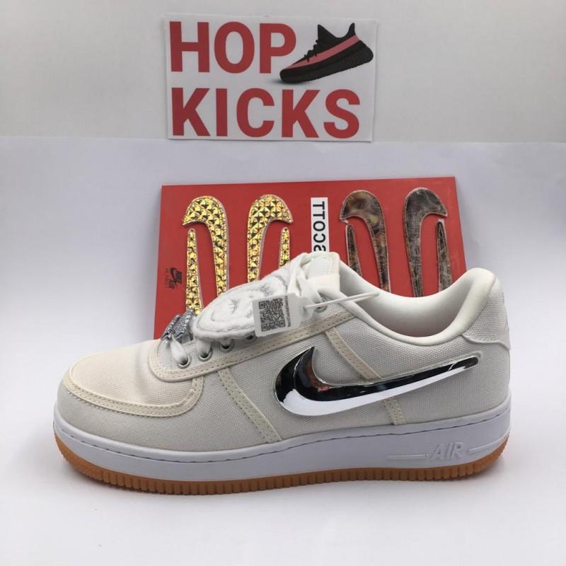 "wholesale dealer c0811 66604 Nike Air Force 1 Low ""Travis Scott"""