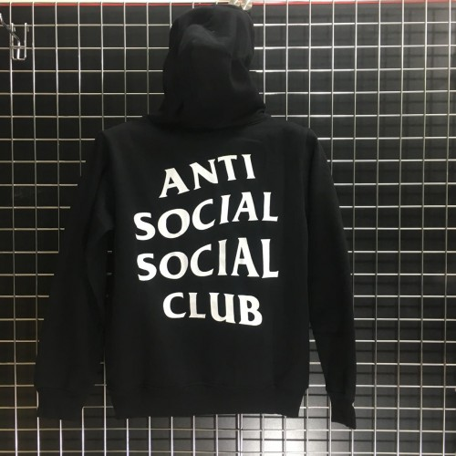 "ASSC Anti Social Social Club ""Mind Games"" BLACK [ NOV 2018 BATCH ]"
