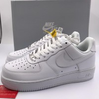Nike Air Force 1 Low White [ PREMIUM MATERIALS WITH PERFECT PATTERNS ] NK-021