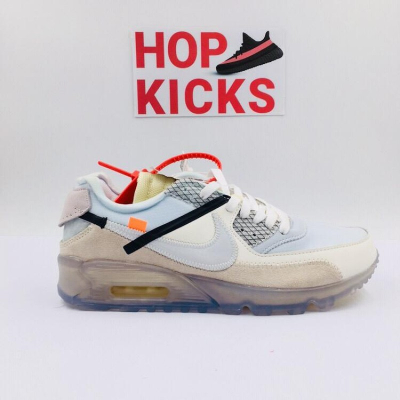 buy online c5912 5ef32 NIKE AIR MAX 90 x OFF WHITE [ REAL AIR MAX UNIT : PREMIUM MATERIALS ]