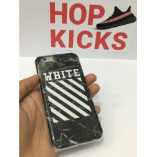 OFF WHITE [ HYPED iPhone cover - used by famous celebs]