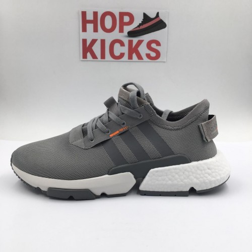8a132af11d447 Adidas POD All Gray   REAL P.O.D SYSTEM   REAL BOOST